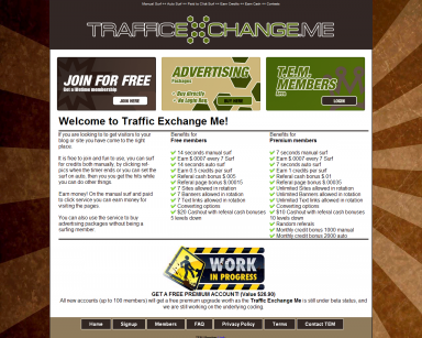thumbshot traffic exchange me